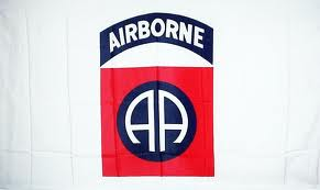3' x 5' 82nd Air Borne Flag