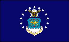 2' x 3' U S Air Force Flag