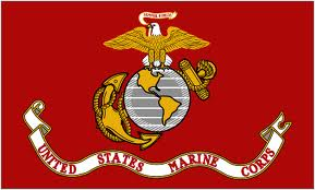 3' x 5' U S Marine Corps Flag - Click Image to Close