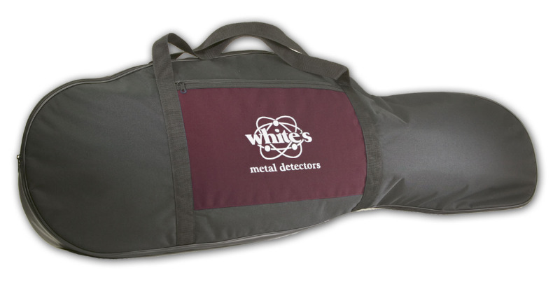 Padded Gun Style Detector Bag - Click Image to Close