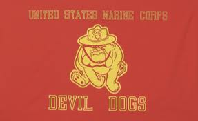 3' x 5' U.S. Marine Corps Devil Dog Flag